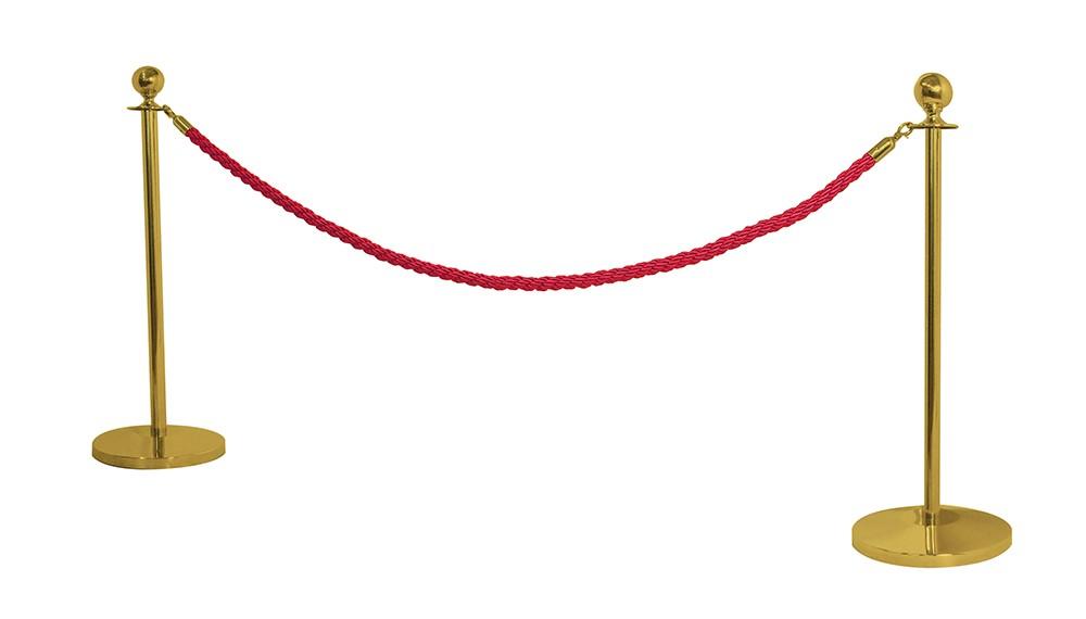 colonnina con cordone